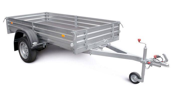 Аренда Прицепа МЗСА для перевозки грузов 2