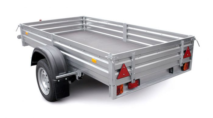 Аренда Прицепа МЗСА для перевозки грузов 1